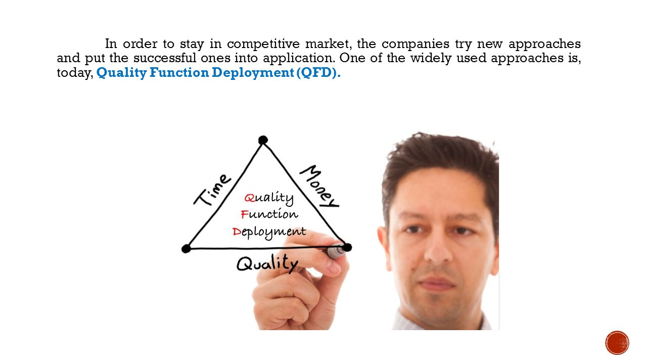 In order to stay in competitive market, the companies try new approaches and put the successful ones into application. One of the widely used approach
