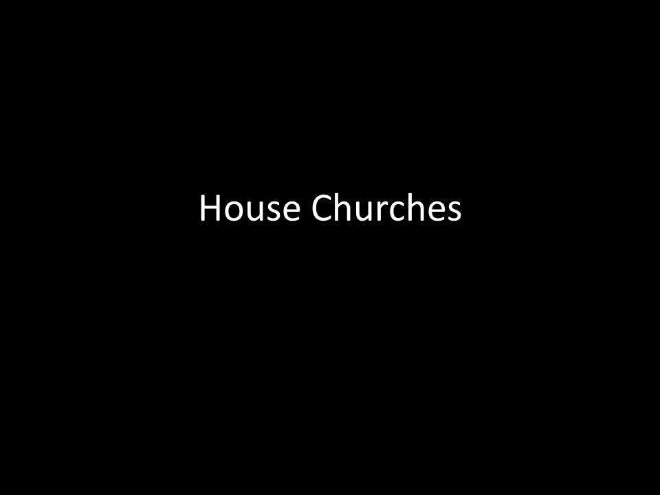 House Churches
