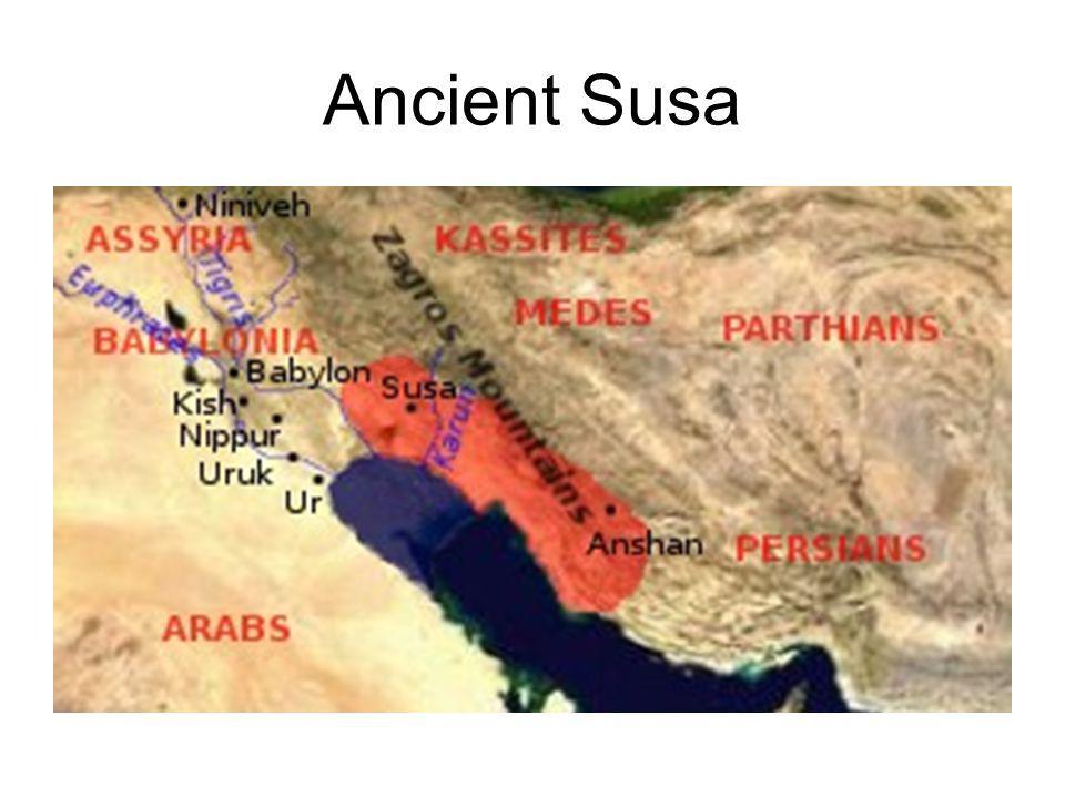 Ancient Susa