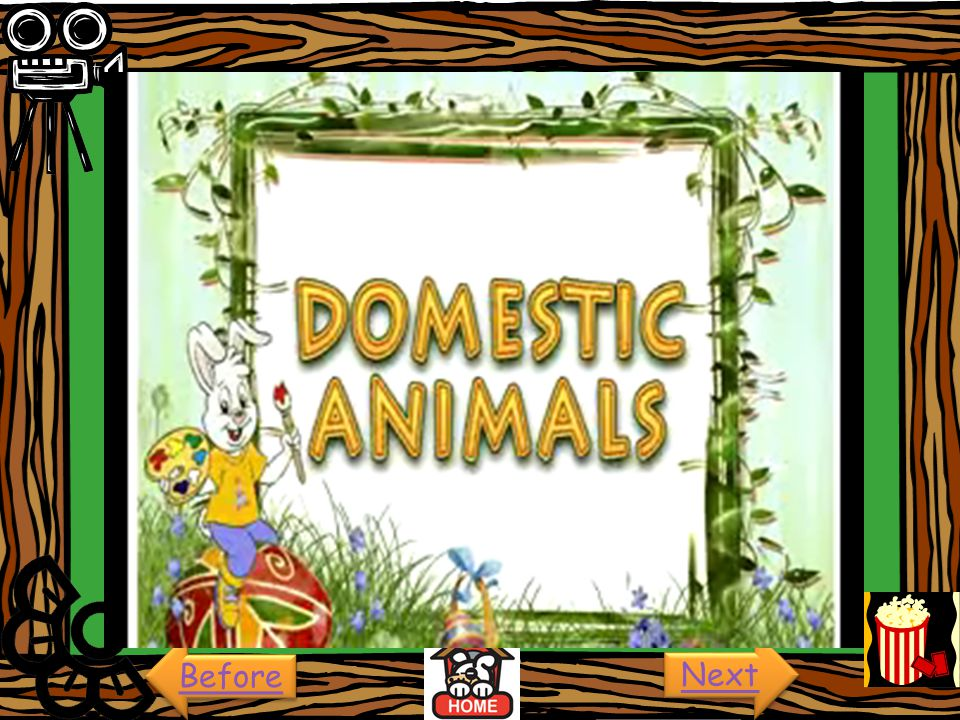 For more fun and games……… Domestic Animals- http://www.anglomaniacy.pl/domestic AnimalsTopic.htm http://www.anglomaniacy.pl/domestic AnimalsTopic.htm