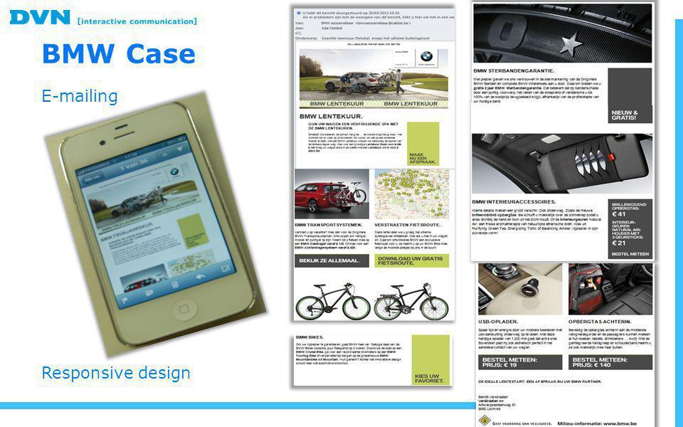 E-mailing Responsive design