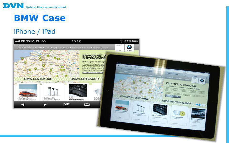 BMW Case iPhone / iPad