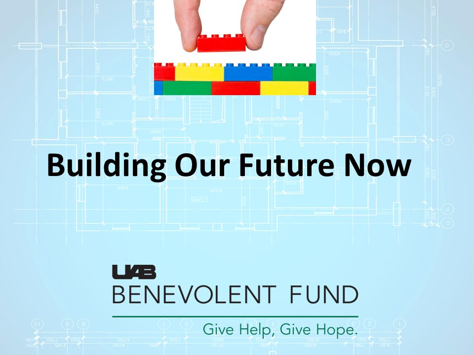 Building Our Future Now