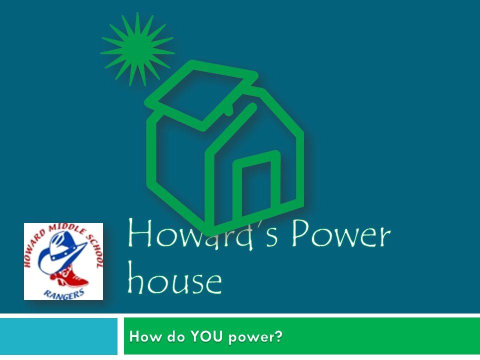 Solar HouseAverage HouseHoward Middle School Sq.