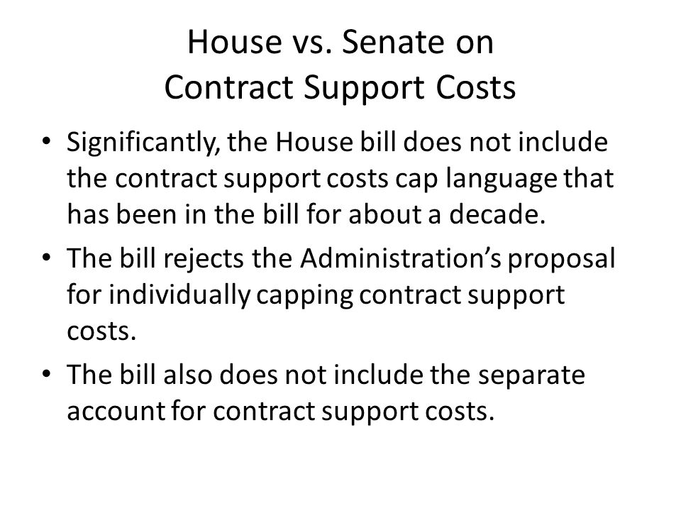 House vs.