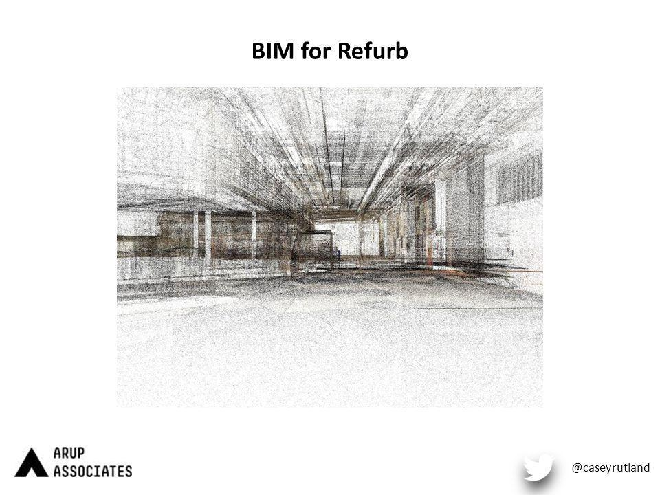 BIM for Refurb @caseyrutland