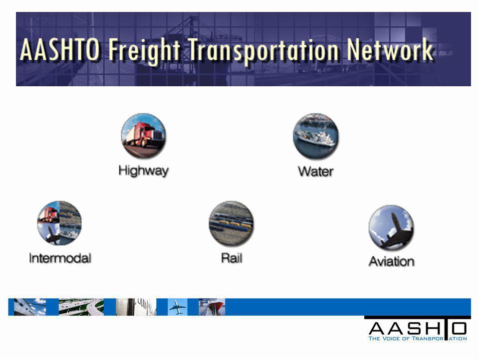 AASHTO Freight Committees SCOHT SCORT SCOWT SCITEE