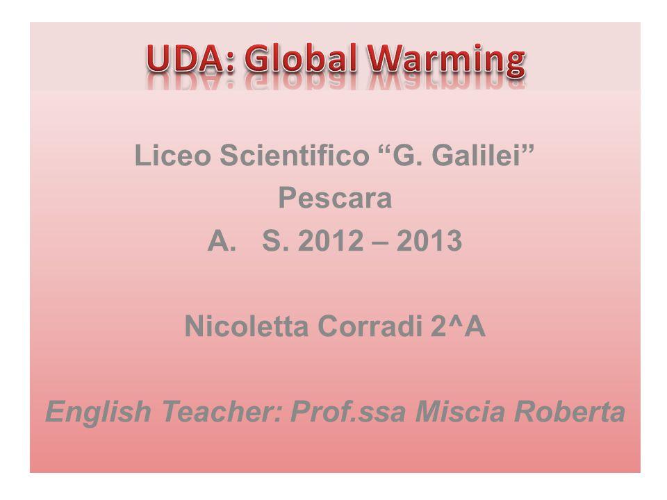 Liceo Scientifico G. Galilei Pescara A.S.