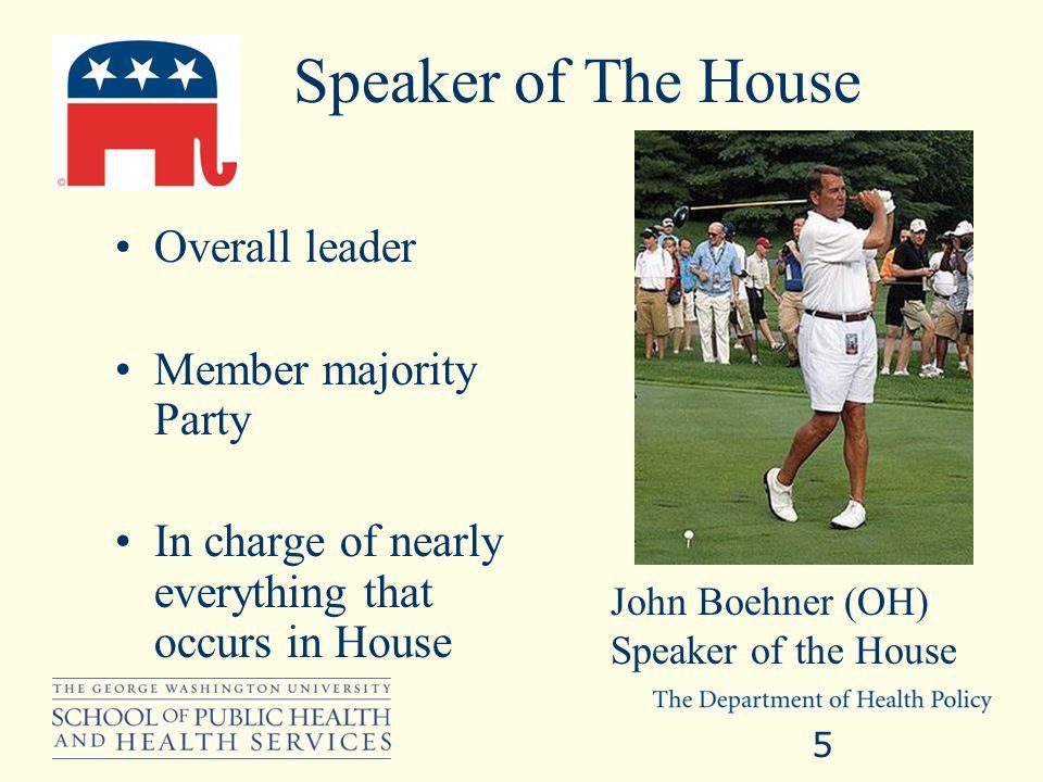 House Majority Leaders 6 Eric Cantor (VA) Majority Leader Kevin McCarthy (CA) Majority Whip