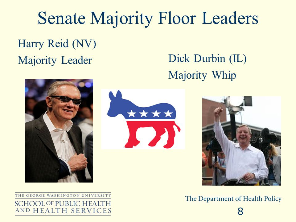 Senate Minority Floor Leaders Jon Kyl (AZ) Asst.