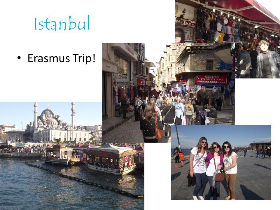 Istanbul Erasmus Trip!