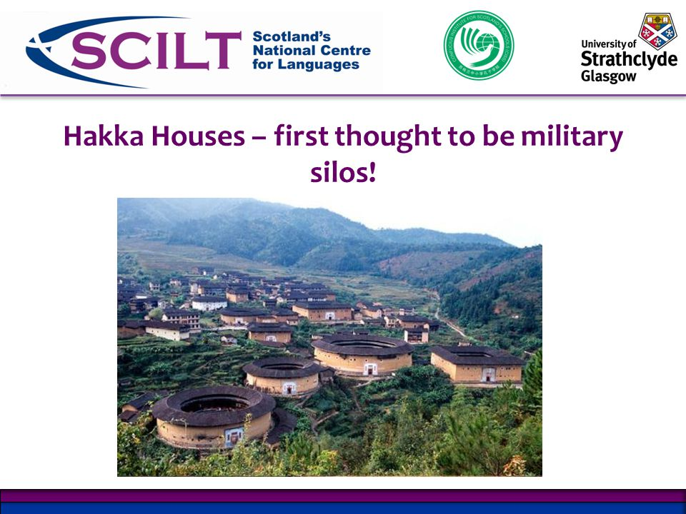 Hakka Houses – first thought to be military silos!