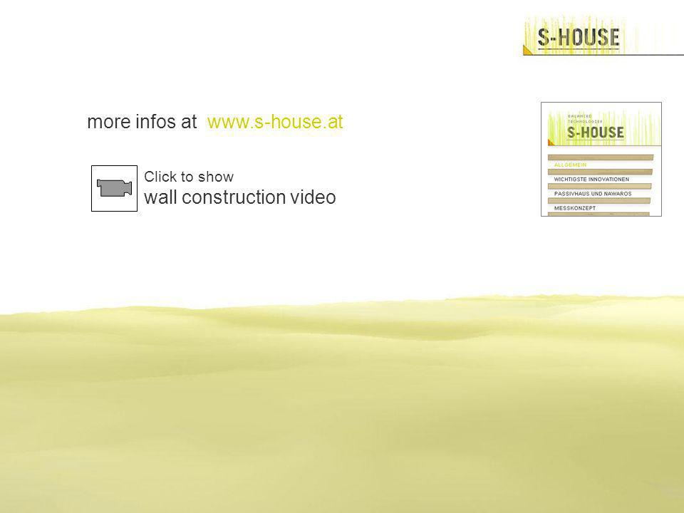 more infos at www.s-house.at Click to show wall construction video