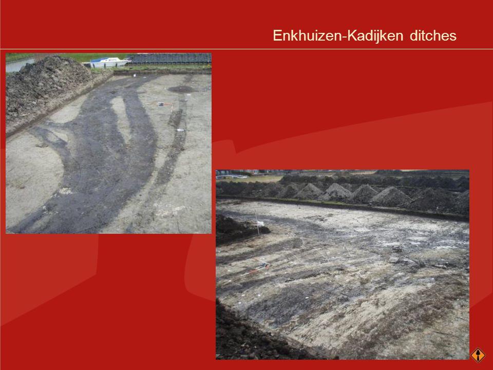 Enkhuizen-Kadijken ditches