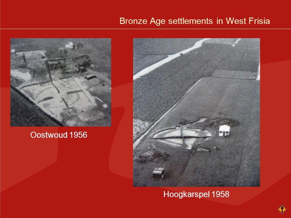 Oostwoud 1956 Hoogkarspel 1958