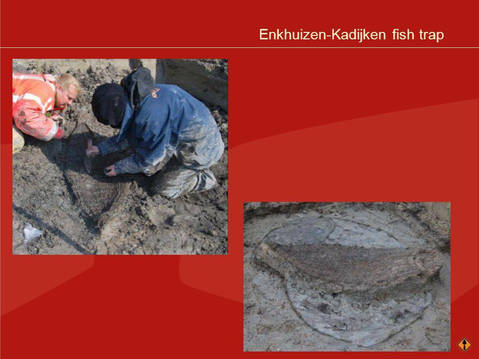 Enkhuizen-Kadijken fish trap