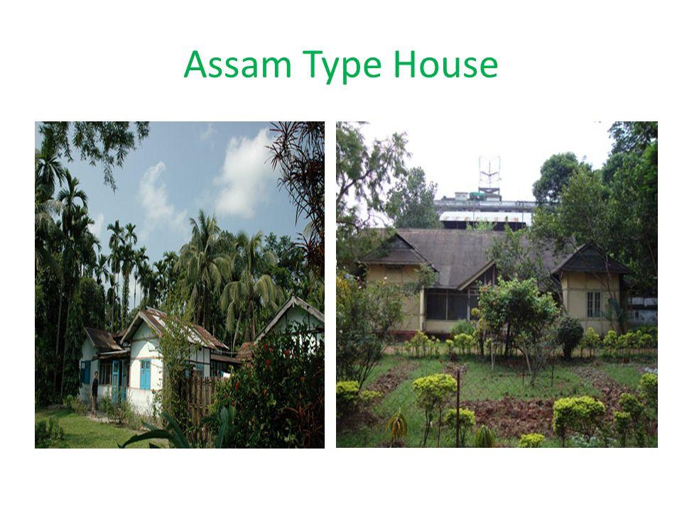 Assam Type RCC Full wall