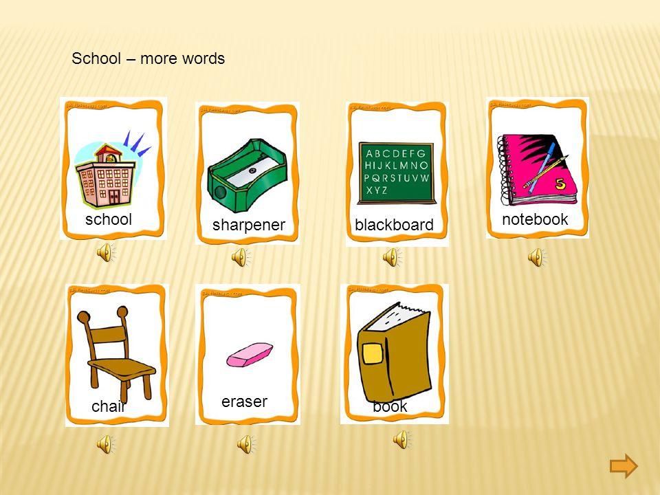 School ruler bookpencil bag penpencil-case