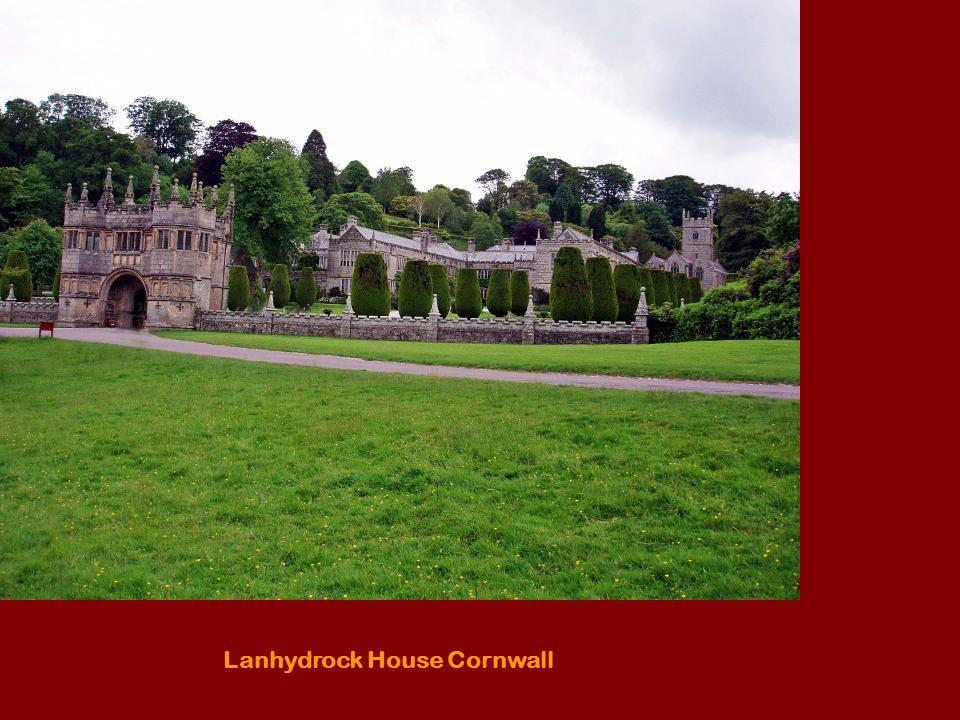 Lanhydrock House Cornwall