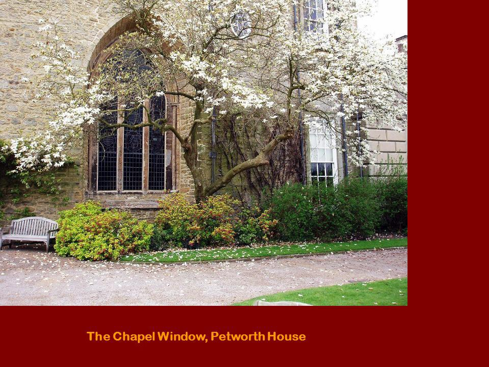 The Chapel Window, Petworth House