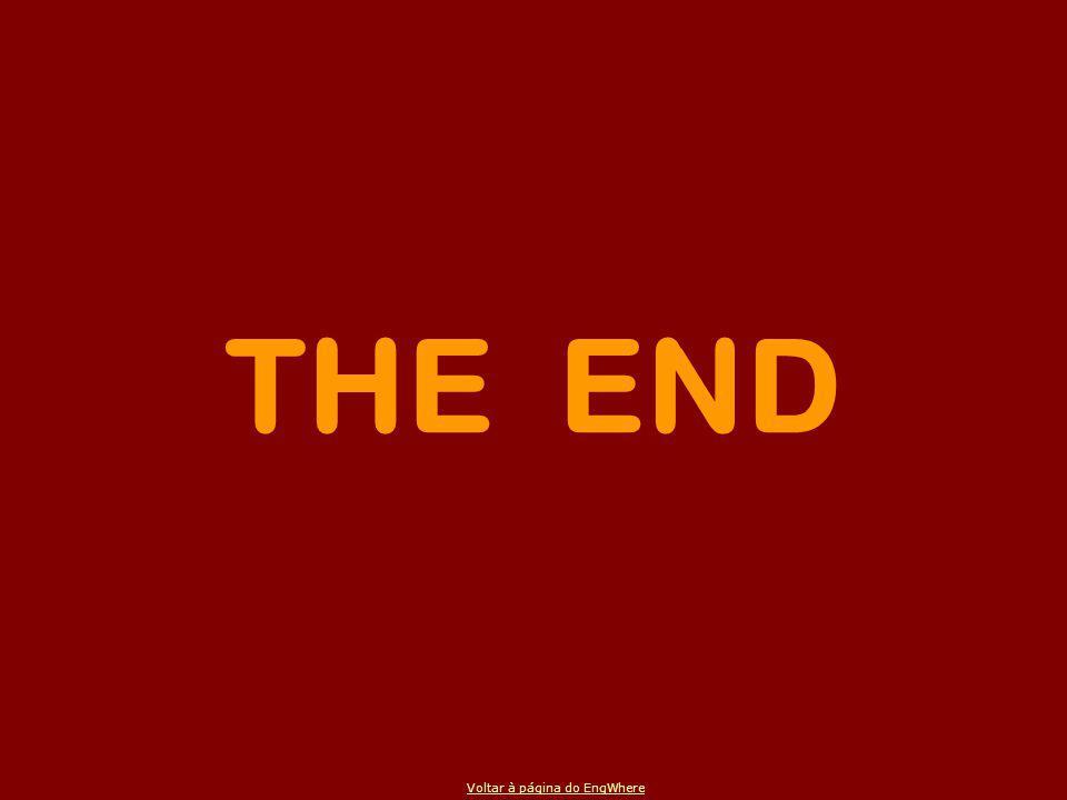 THE END Voltar à página do EngWhere