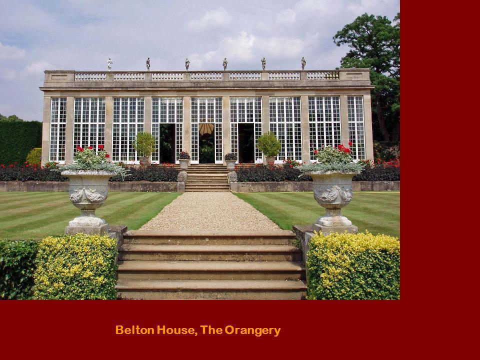 Belton House, The Orangery