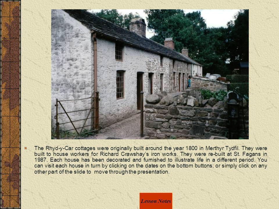 The Rhyd-y-Car Cottages. Virtual Tour. Philip Edwards. N.G.f.L. Cymru.