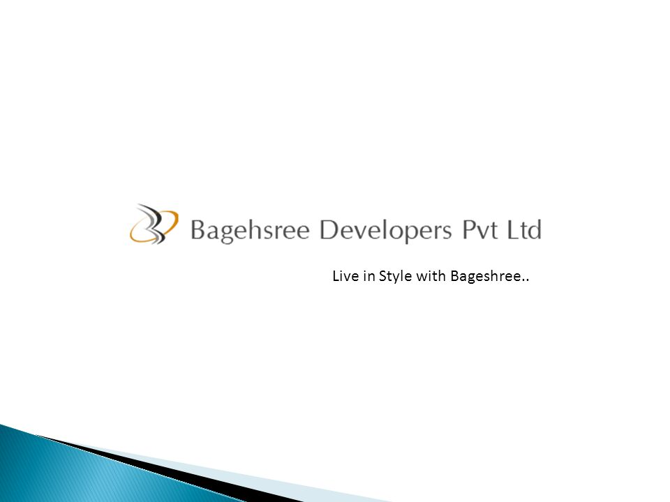 Live in Style with Bageshree..