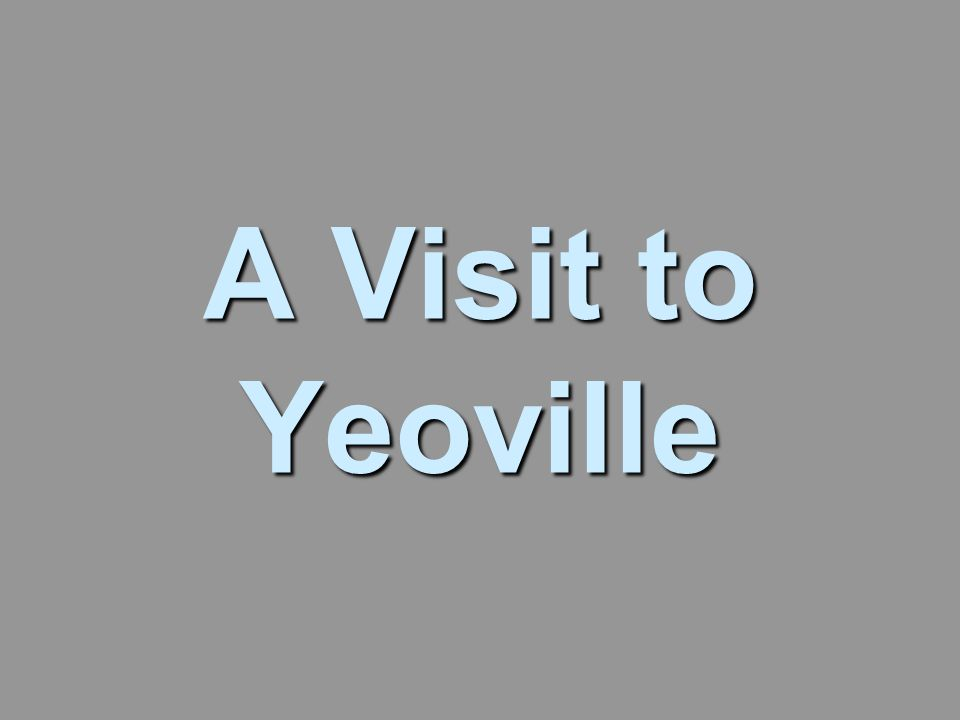 A Visit to Yeoville