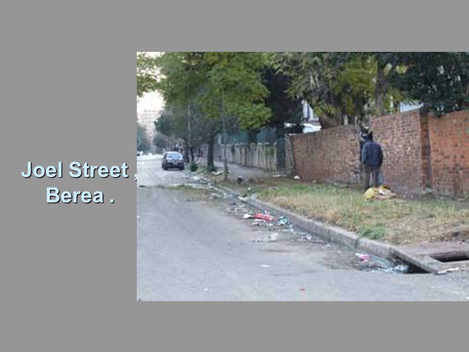 Joel Street, Berea.