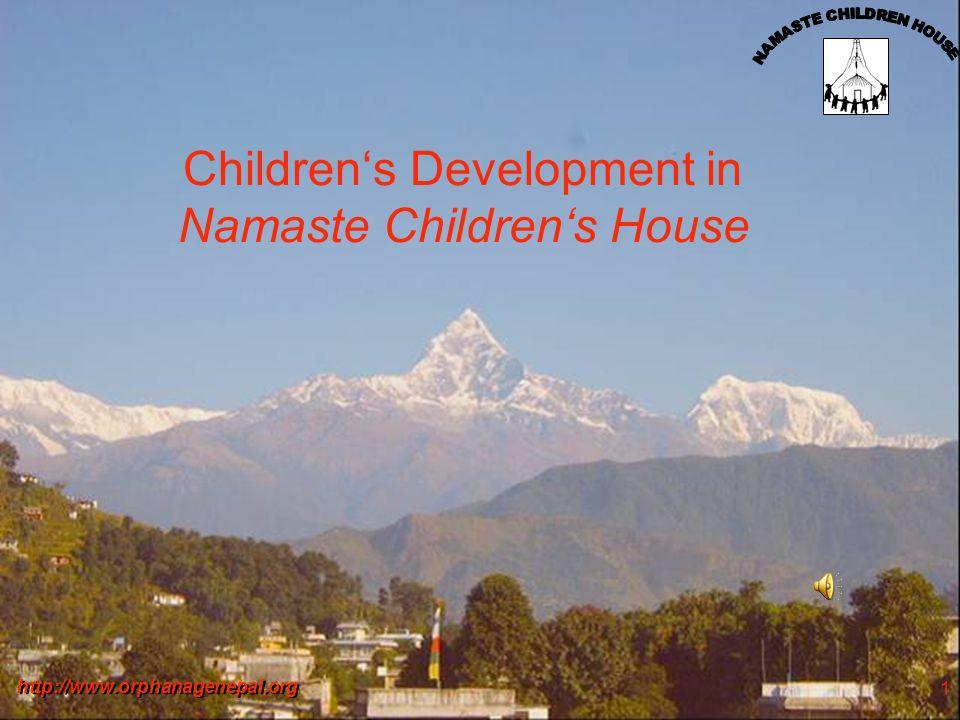 http://www.orphanagenepal.org 2 A little girl living in prison...