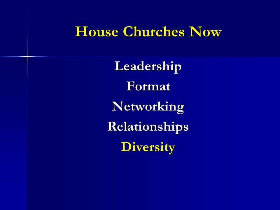 LeadershipFormatNetworkingRelationshipsDiversity