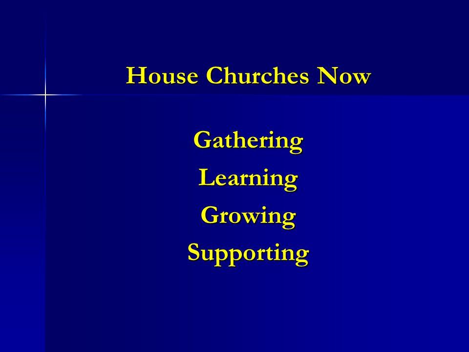 GatheringLearningGrowingSupporting