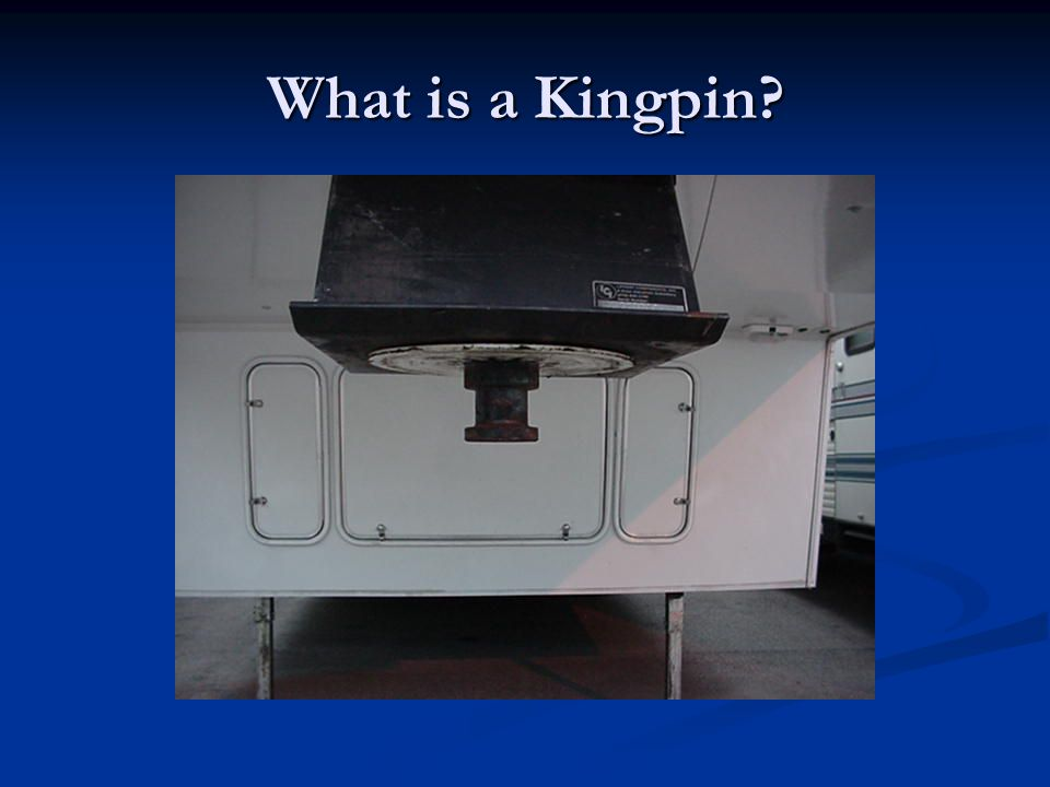 What is a Kingpin