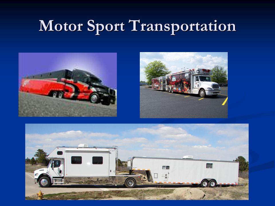 Motor Sport Transportation