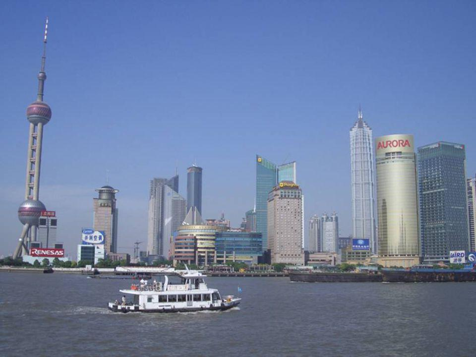 Oriental Pearl TV Tower Pudong ( )