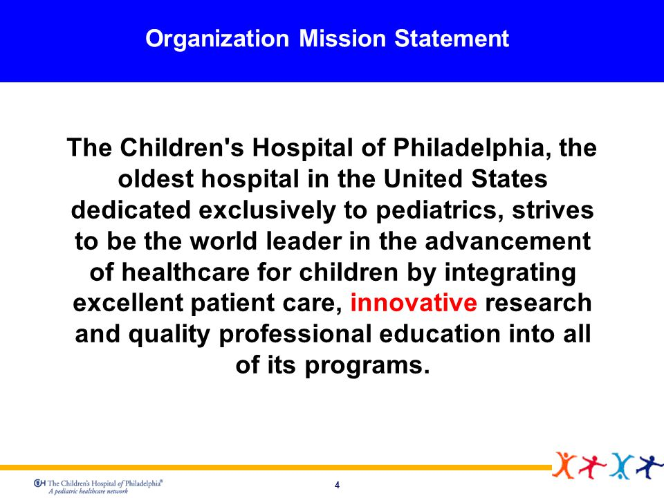 5 CHOP has been the birthplace of many Firsts… Pediatric Hospital Medical Training for Pediatric Medicine Neonatal, Surgical and Pediatric ICUs Closed Incubators Catheter Balloons for Cardiac Defects Cause for Infectious Mononucleosis Leader in Development of Family Centered Care