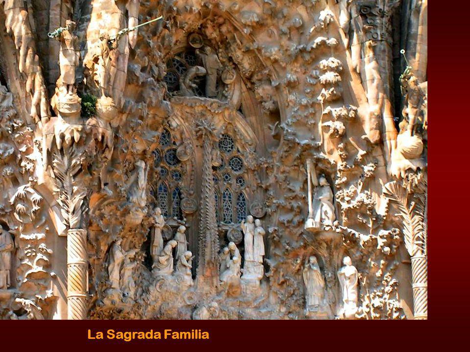 Gaudi s masterpiece