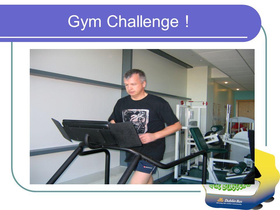 Gym Challenge !