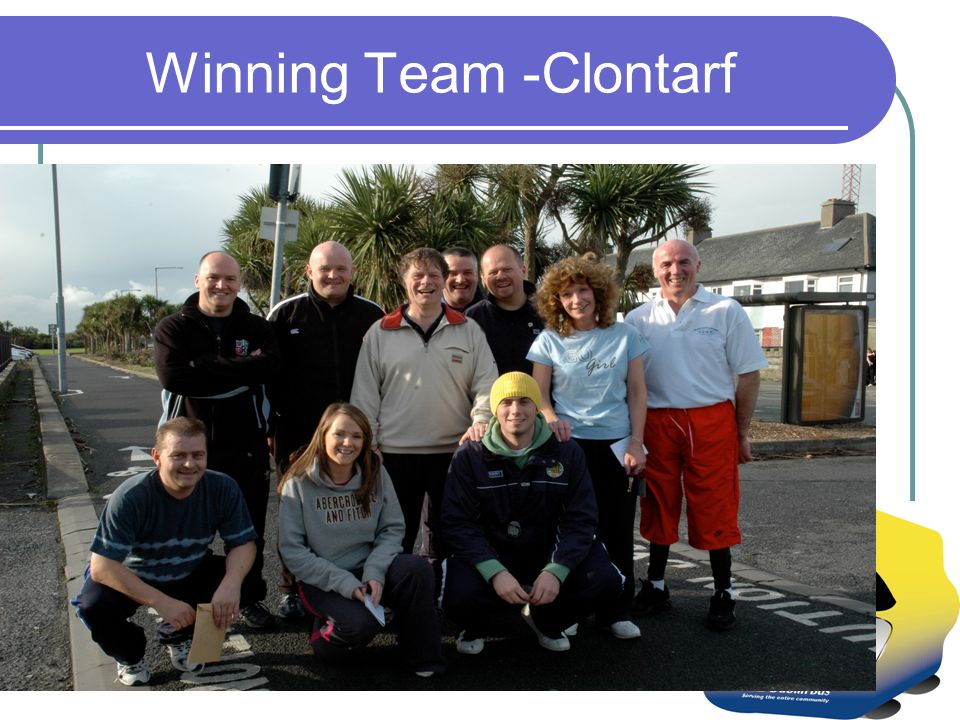 Winning Team -Clontarf