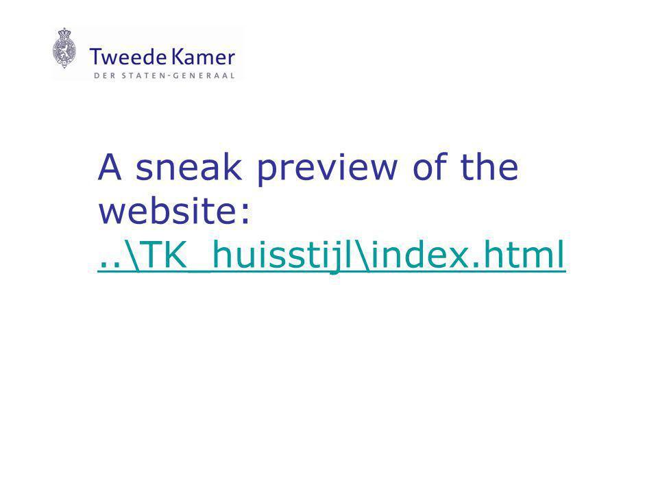 A sneak preview of the website:..\TK_huisstijl\index.html..\TK_huisstijl\index.html