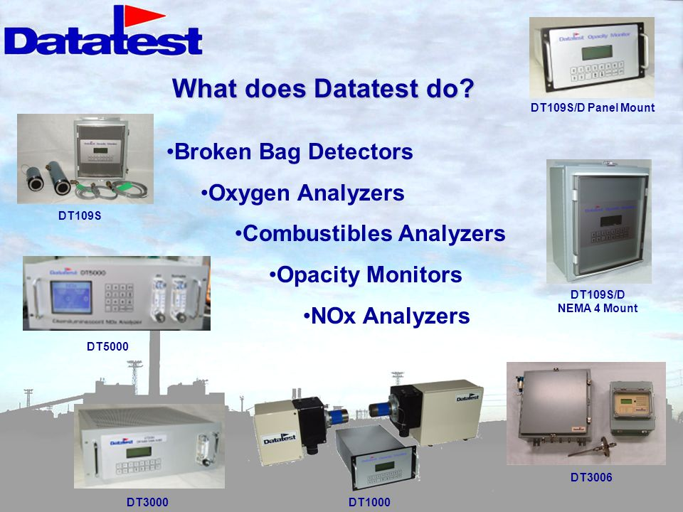 What does Datatest do.