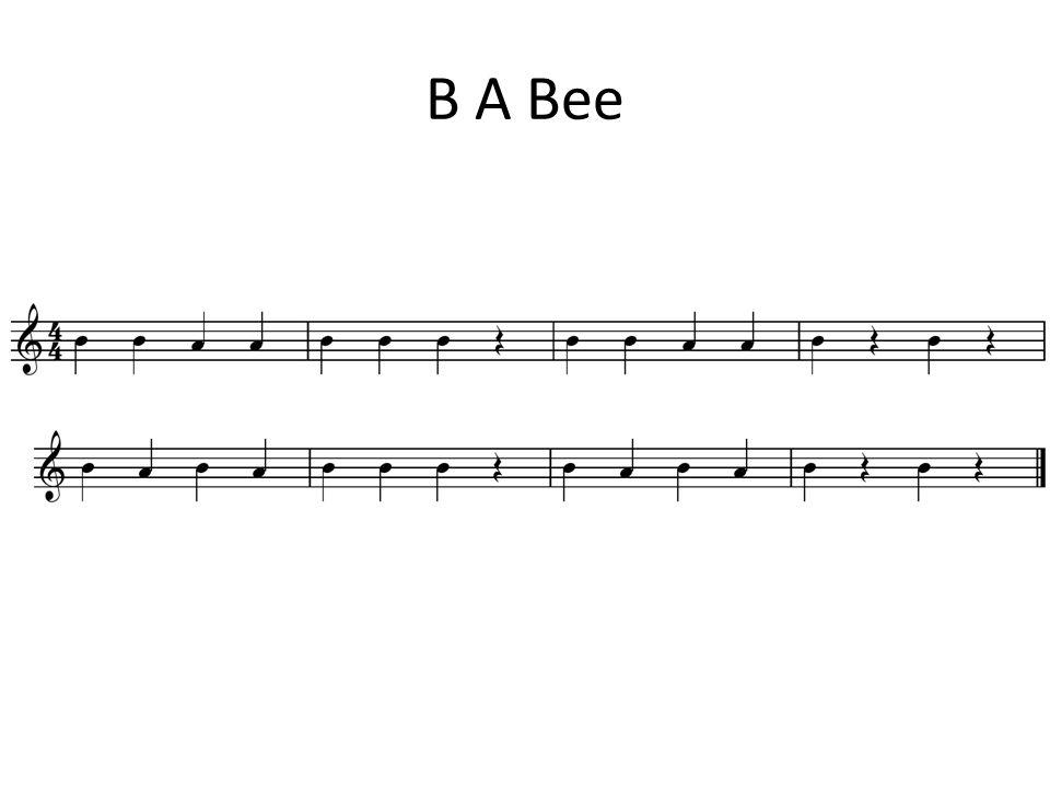 B A Bee