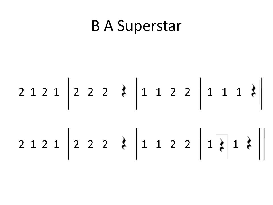 B A Superstar 2 1 2 1 2 2 2 1 1 2 2 1 1 1 2 1 2 1 2 2 2 1 1 2 2 1 1