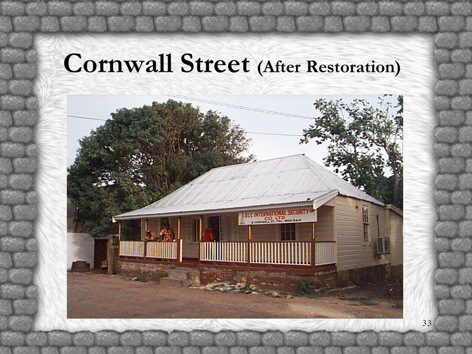32 Cornwall Street (Before Restoration)