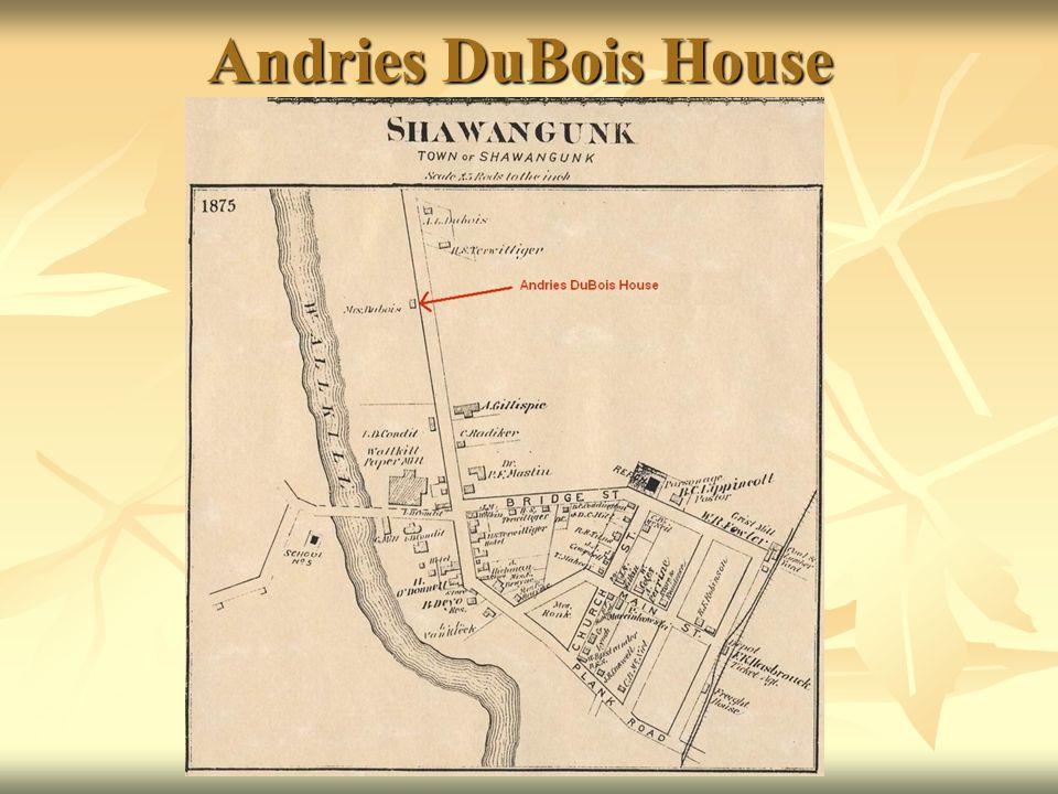 Andries DuBois House