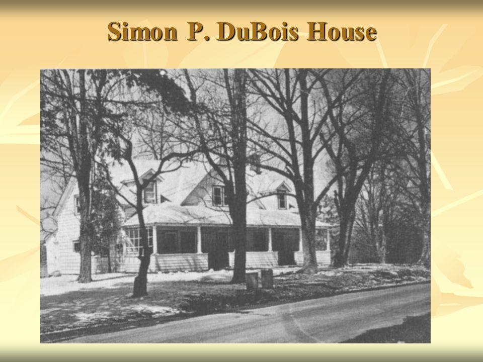 Simon P. DuBois House