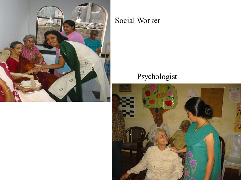 Social Worker Psychologist