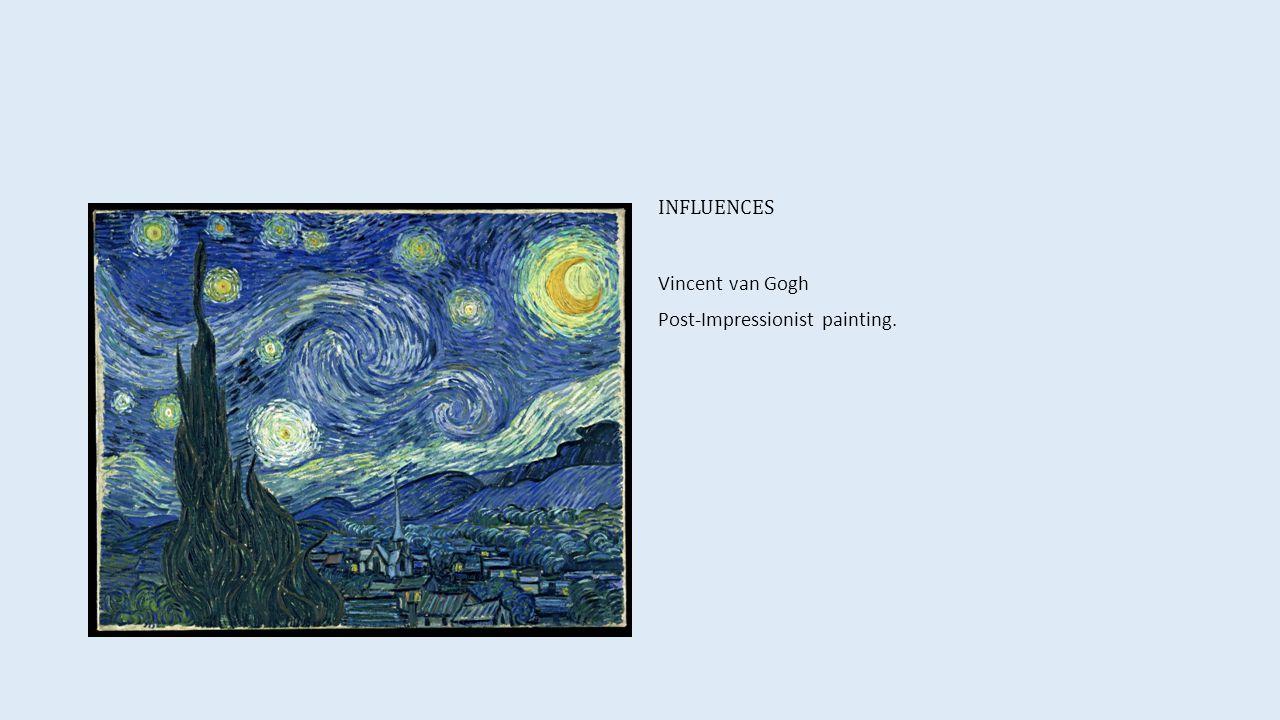INFLUENCES Henri de Toulouse-Lautrec Post-Impressionist painting.