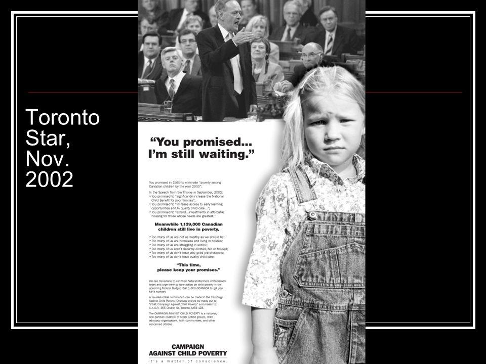 Toronto Star, Nov. 2002